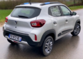 2021 Dacia Spring Electric (France) rear view 01.png