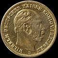 20 M Gold Kaiser Wilhelm I. von Preussen B 76.jpg