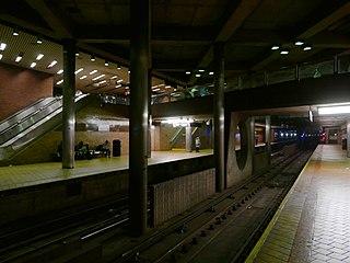 21st Street–Queensbridge station New York City Subway station in Queens