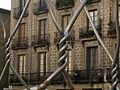 22 Monument als Castellers, pl. Sant Miquel.jpg