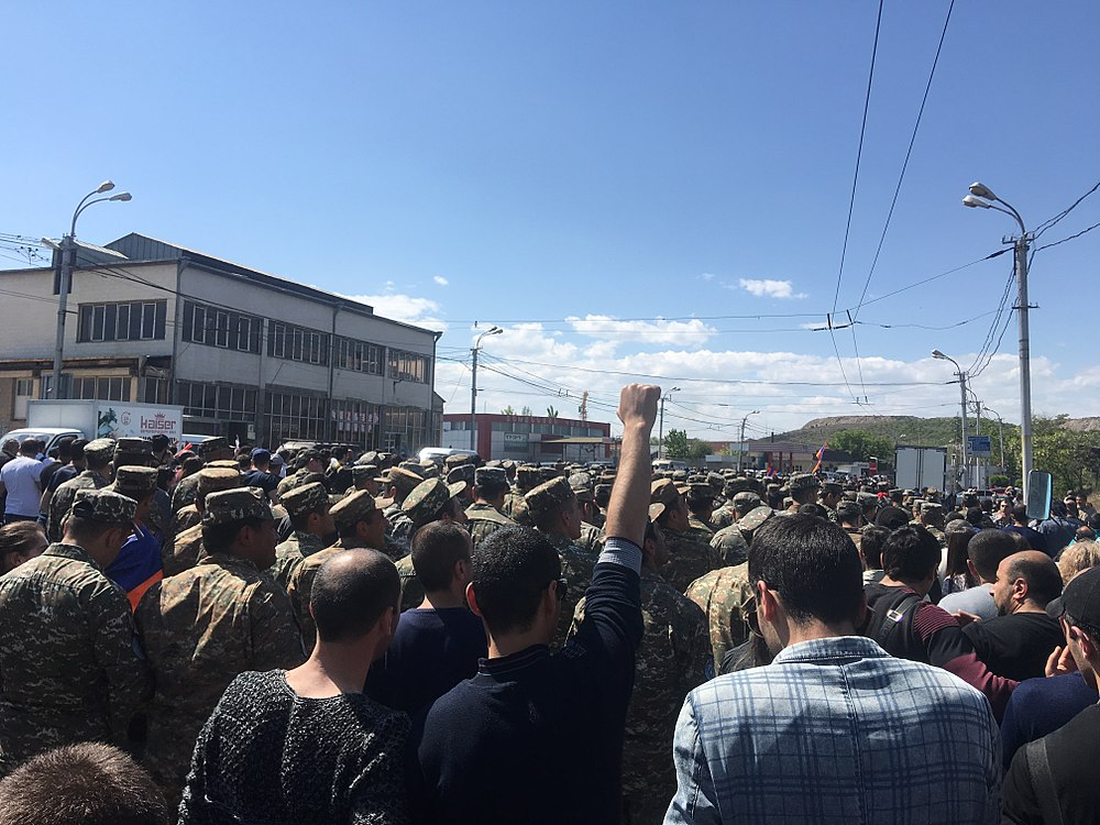 23.04.2018 Protest Demonstration, Yerevan 34.jpg