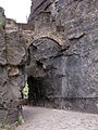 268 Pas de la Foradada, accés al monestir Sant Miquel del Fai.JPG