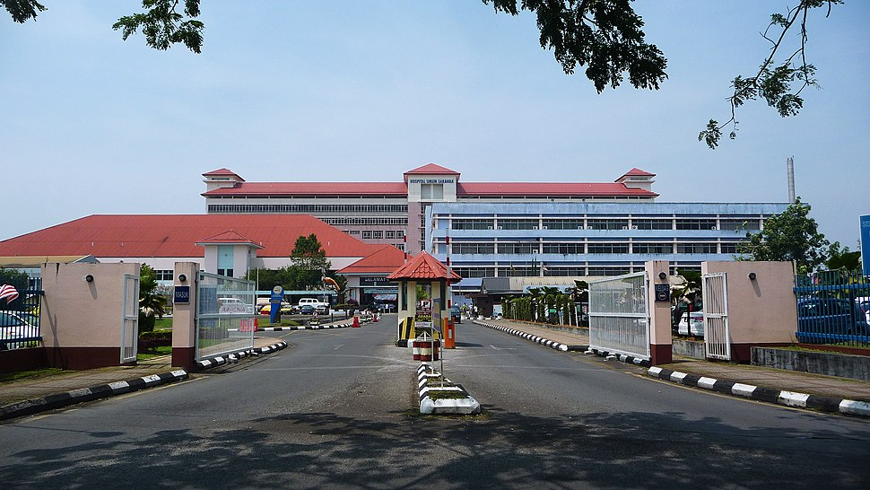 27 August 2011 Sarawak General Hospital