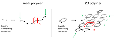 Two Dimensional Polymer Wikipedia