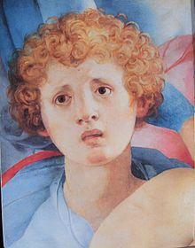La deposizione dalla croce. Rosso Fiorentino e altri artisti. 220px-2_un_angelo