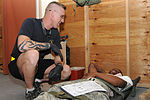 2nd Advise and Assist Brigade medical professionals hone skills during training exercise DVIDS417825.jpg