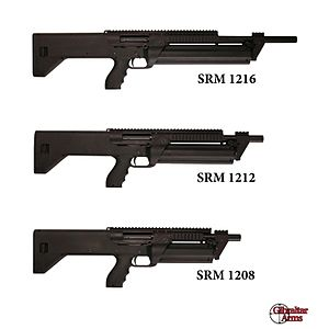 SRM Arms Model 1216 - All variants of the Model 1216