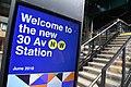 30 Av and 36 Av Reopening (42957141951).jpg