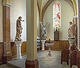 31 - Bessières - Eglise Saint Jean-Baptiste - Chapelle des fonts baptismaux.jpg