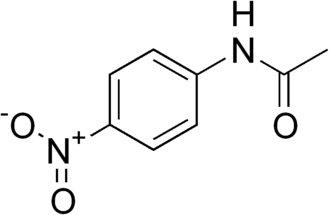 Nitroacetanilide - Image: 4 Nitroacetanilide