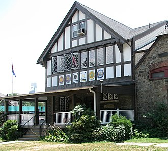 Pennsylvania Barge Club - Image: 4Kelly Dr