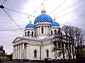 575. St. Petersburg. Trinity-Izmailovsky Cathedral.jpg