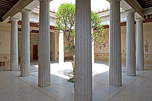 Villa Kerylos - Image: 5764 KER2063 C Recoura