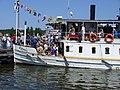 59 Ejdern anländer till Mariefred på Ångans dag den 9 juni 2007.jpg