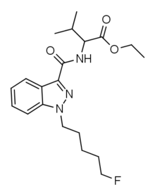 5F-AEB structure.png