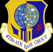 673d Air Base Group-Emblem