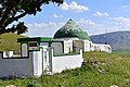 7. Shiekh Jibril Ibn Imam Musa Al-Kazim shrine and the surrounding cemetery. Sulaymaniyah governorate, Iraqi Kurdistan.jpg