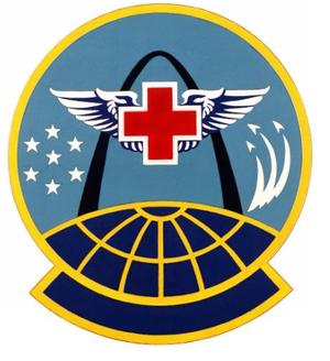 73d Airlift Squadron - Image: 73 Aeromedical Airlift Sq emblem