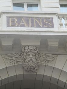 Les Bains Douches Wikipdia