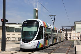 Image illustrative de l'article Tramway d'Angers