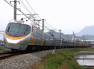 Shiokaze (train) - 8000 series train on Shiokaze service