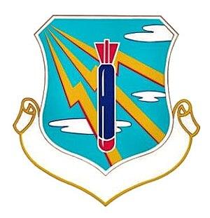 822d Air Division - Image: 822ad emblem