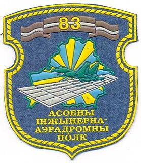 Babruysk (air base) Military airfield near Babruyski, Belarus
