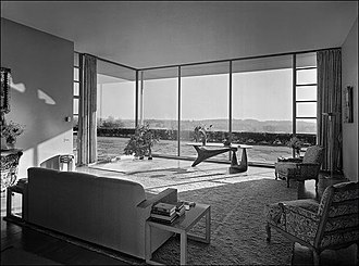 A. Conger Goodyear House - Image: A. Conger Goodyear House, Old Westbury N.Y. Interior