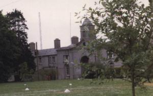Devoy Barracks - The archway at Devoy Barracks