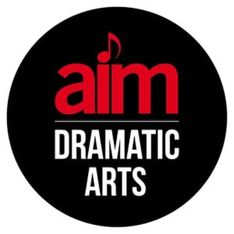 Australian Institute of Music - Dramatic Arts - Image: AIM Dramatic Arts logo