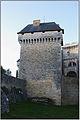 AJAT (Dordogne) - Tour sud du château.JPG