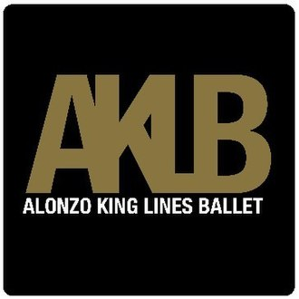 Alonzo King LINES Ballet - Image: AKLB icon gold black 364x 364