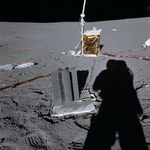 ALSEP Apollo 14 RTG