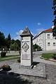AT-29764 Pfarrhof Kath. Pfarrkirche hl. Mauritius und Friedhof, Kasten, Böheimkirchen 01.jpg