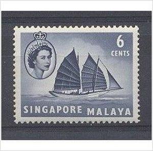 Pinas (ship) - Image: A Malay Junk of the Pinas type