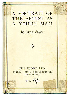 A Portrait of the Artist as a Young Man - Wikipedia