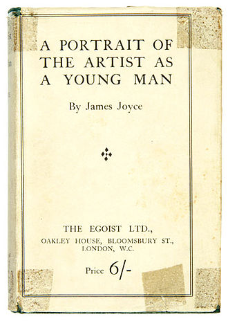 A Portrait of the Artist as a Young Man - Image: A Portrait of the Artist as a Young Man