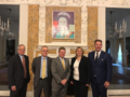 A busy day of meetings on the Hill with leading political commentators Stuart Rothenberg, Michael Tatham, Sam Feist & Doug Heye to discuss UK-US special relationship & an update on UK priorities for Northern Ireland (45793967562).png
