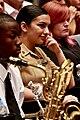 A member of the Quantico High School Band, 2011.jpg