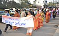 A rally organised at the Public Information Campaign on Bharat Nirman, at Usthi of Magarahat Block, South 24 Parganas, West Bengal on February 11, 2012.jpg