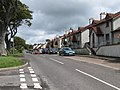 A row of houses on St Patrick's Road, Raholp. - geograph.org.uk - 2450231.jpg