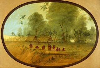 A Sepibo Village