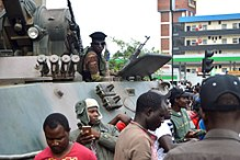 A tank in harare during the coup.jpg