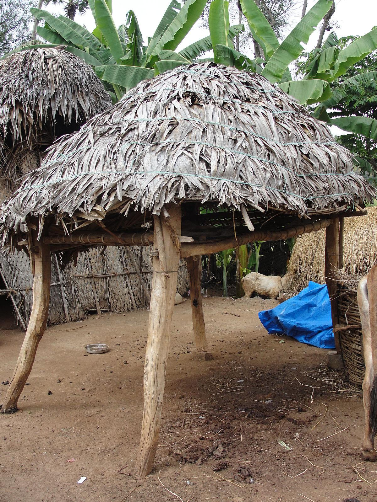 hut wiktionary