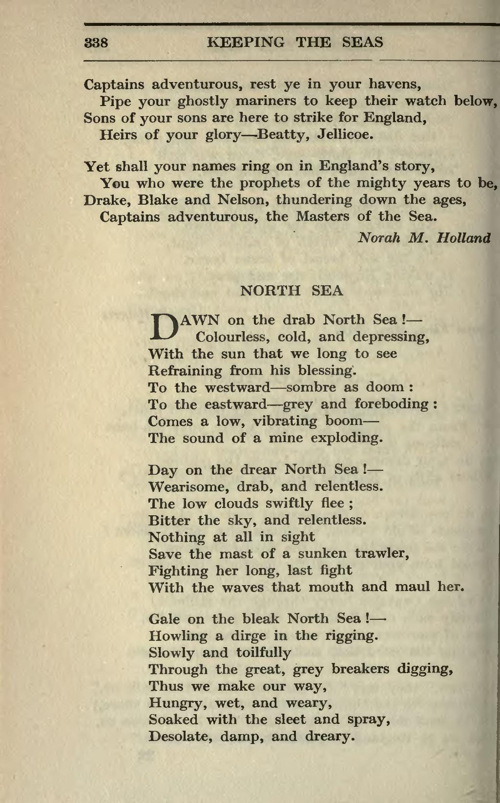 Pagea Treasury Of War Poetry British And American Poems Of The