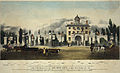 A view of the mansion of the late Lord Timothy Dexter in High Street, Newburyport, 1810 byBuffordsLithography.jpg