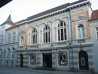 theatre in Aalborg, Denmark