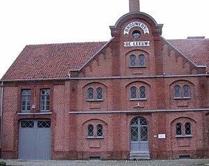 Zedelgem - Image: Aartrijke Brouwerij De Leeuw België
