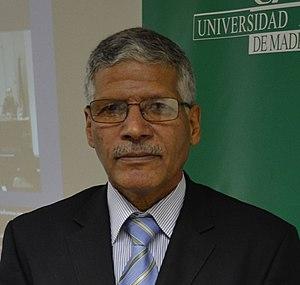 Prime Minister of the Sahrawi Arab Democratic Republic - Image: Abdelkader Taleb Omar