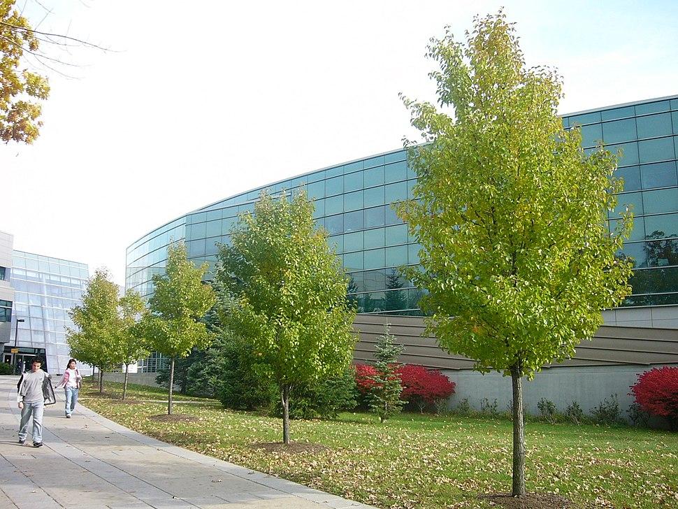 Academic A, School of Management, Binghamton University
